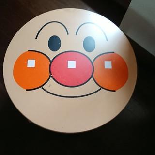 アンパンマン - アンパンマンの顔テーブル★1人掛け用キッズソファーセット