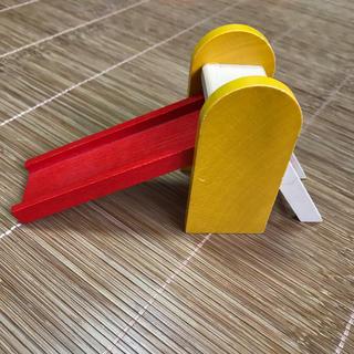 HABA - RULKE ごっこ遊び用 滑り台 木のおもちゃ