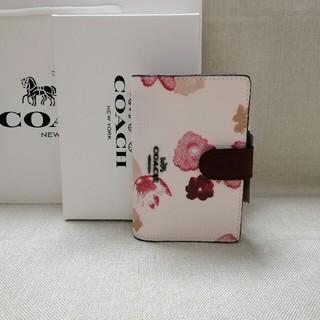 COACH - 新品!コーチ 折り財布 F39172 コーラル