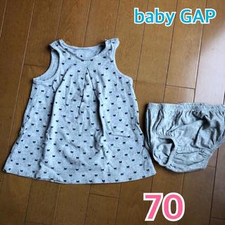 ベビーギャップ(babyGAP)の★ baby GAP ★ ベビー ギャップ ジャンパースカート / ワンピース(ワンピース)