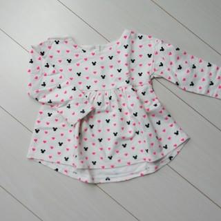babyGAP - GAPミッキー♡カットソー トレーナー ロンT