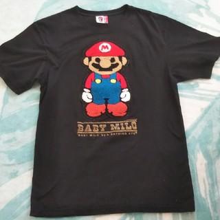 A BATHING APE - A BATHING APE マリオコラボシャツ