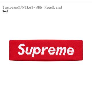 シュプリーム(Supreme)のSupreme Nike NBA Headband(ヘアバンド)