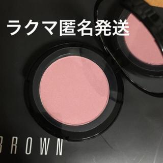 BOBBI BROWN - ボビーブラウン イルミネインティングブロンジングパウダー チーク ミニ