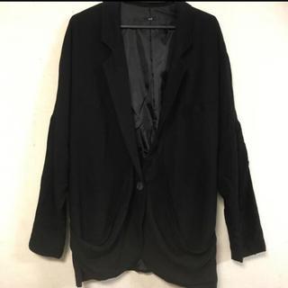 オズモーシス(OSMOSIS)の美品☆オズモーシス☆ポケットデザインシャツジャケット(テーラードジャケット)