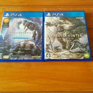 PlayStation4 - プレステ4ソフト 2本
