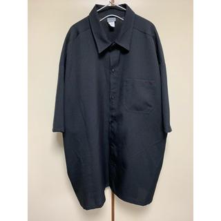 カルトップ(CALTOP)のキャルトップ ビッグ半袖シャツ 黒 カルトップ(シャツ)