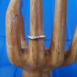 ヨンドシー(4℃)の指輪 4℃  ダイアモンド(リング(指輪))