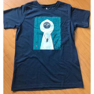 モンベル(mont bell)のmont-bell 白い山男 Tシャツ(Tシャツ(半袖/袖なし))
