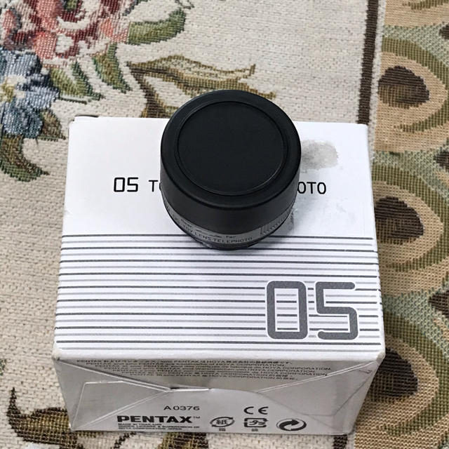 PENTAX(ペンタックス)のPENTAX ペンタックス Qマウント05 展示品 スマホ/家電/カメラのカメラ(レンズ(単焦点))の商品写真