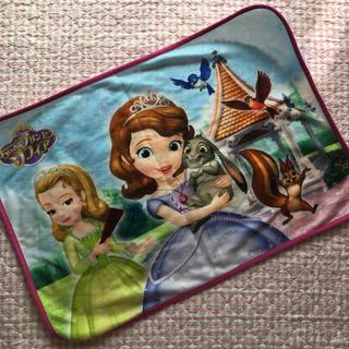 Disney - ソフィア  ブランケット