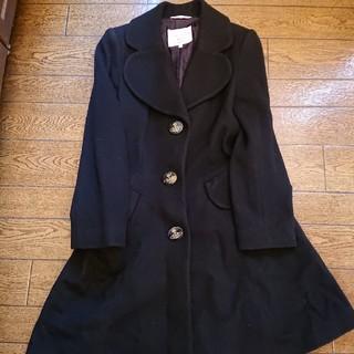 ヴィヴィアンウエストウッド(Vivienne Westwood)のヴィヴィアン・ウエストウッド ラブ襟コート(ロングコート)