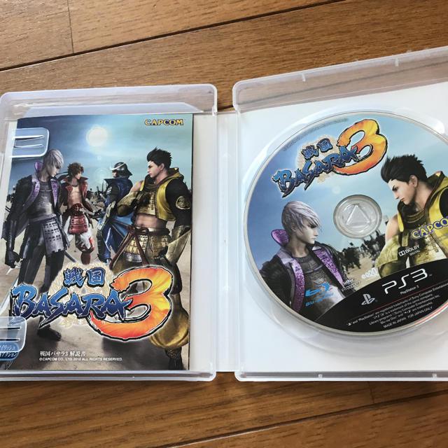 CAPCOM(カプコン)の戦国BASARA3 エンタメ/ホビーのゲームソフト/ゲーム機本体(家庭用ゲームソフト)の商品写真