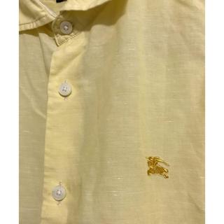 バーバリーブラックレーベル(BURBERRY BLACK LABEL)のバーバリーシャツ 美品(シャツ)