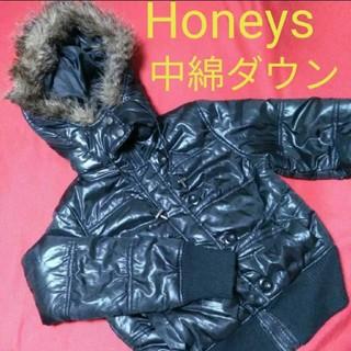 HONEYS - ハニーズ 中綿ダウンジャケット