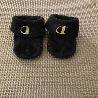 チャンピオン(Champion)のベビー 新生児〜2.3ヶ月 靴下(靴下/タイツ)