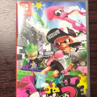 ニンテンドースイッチ(Nintendo Switch)のSplatoon 2(家庭用ゲームソフト)