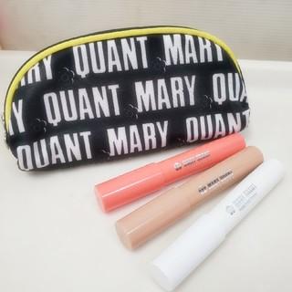 MARY QUANT - マリークヮント ポーチ&フェイスカラーセット
