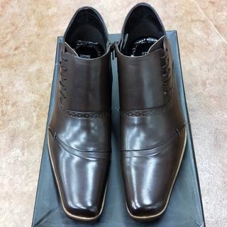 マドラス(madras)の114-2) 25cm:新品マドラス紳士靴(ブーツ)