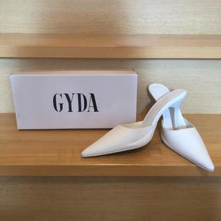 GYDA - GYDA ミュール(ホワイト)