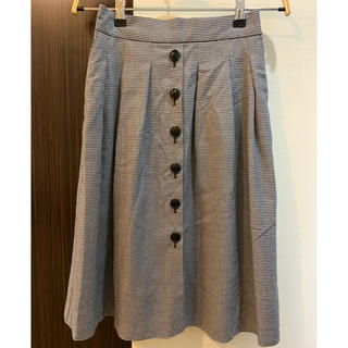 CLEAR IMPRESSION - クリアインプレッション スカート