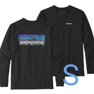 patagonia - patagonia メンズ・ロングスリーブ・P-6ロゴ・レスポンシビリティー