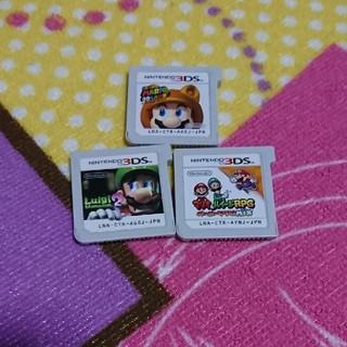 ニンテンドー3DS - 3DS マリオ セット