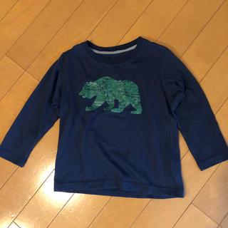 ザノースフェイス(THE NORTH FACE)のザノースフェイス ロンT キッズ100(Tシャツ/カットソー)