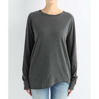 DEUXIEME CLASSE - 新品☆Deuxieme Classe Layering Tシャツ グレー
