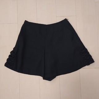 クチュールブローチ(Couture Brooch)の36(S)☆クチュールブローチ☆サイドリボンキュロットパンツ(キュロット)