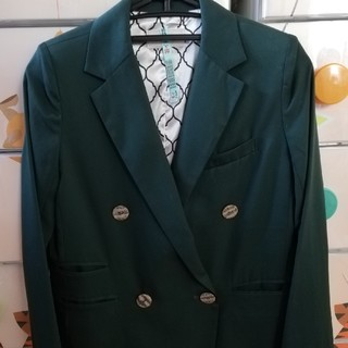 SeaRoomlynn - シールームリン ジャケット 深緑