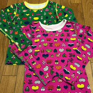 ブーフーウー(BOOFOOWOO)のブーブーウー 未使用スーパーブーホームズ 長袖 130(Tシャツ/カットソー)