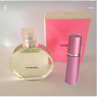 CHANEL - CHANEL チャンス オーフレッシュ