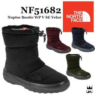 ザノースフェイス(THE NORTH FACE)のノースフェイス ヌプシ ブーツ ウォータープルーフ ベロア(ブーツ)