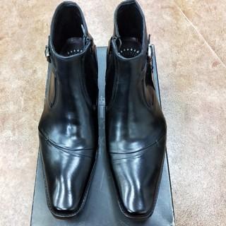 マドラス(madras)の117-2) 24.5cm:新品マドラス紳士靴(ブーツ)