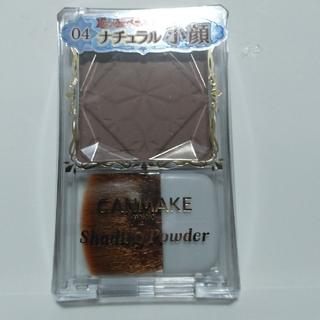 CANMAKE - (限定)」シェーディングパウダー 04 アイスグレーブラウン