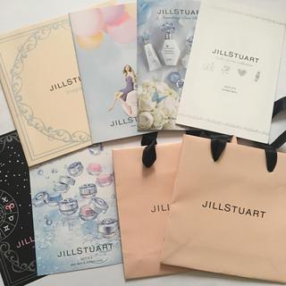 ジルスチュアート(JILLSTUART)のJILLSTUART ショッパー カタログ(ショップ袋)
