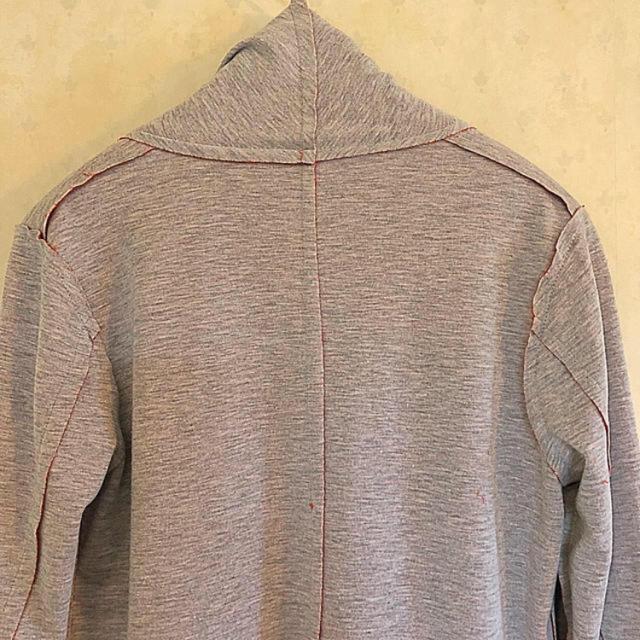 ZARA(ザラ)のBITTKO リバーシブル ジャケット レディースのジャケット/アウター(ノーカラージャケット)の商品写真