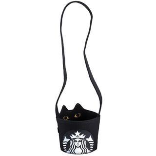 Starbucks Coffee - 台湾 スターバックス ハロウィン 猫 ドリンクホルダー
