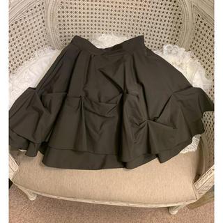 フォクシー(FOXEY)のフォクシーNYキュートなスカート 38サイズ(ひざ丈スカート)