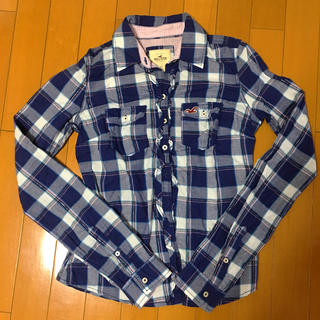 ホリスター(Hollister)のホリスター 長袖 チェックシャツ (シャツ/ブラウス(長袖/七分))