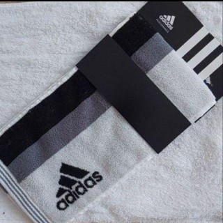 adidas - 新品 アディダス フェイスタオル スリムロングタオル