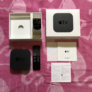 Apple - Apple TV 第4世代 32GB MR912J/A(A1625)