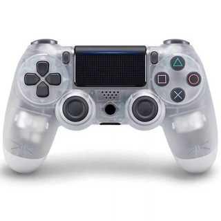 PS4 ワイヤレスコントローラー クリスタル スケルトン 透明色