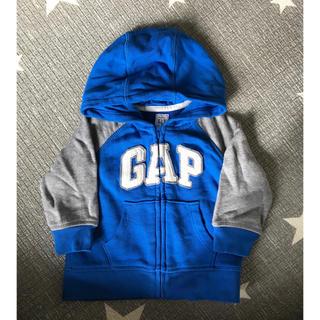 ベビーギャップ(babyGAP)のGAP 80 トレーナー パーカー(トレーナー)