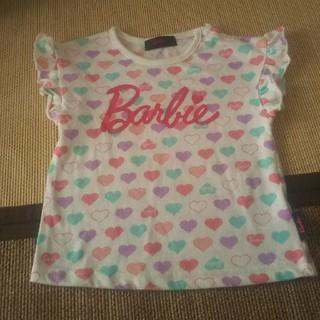 バービー(Barbie)の【Barbie】95センチ Tシャツ(Tシャツ/カットソー)