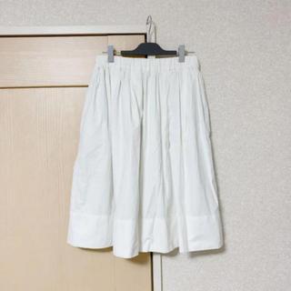 BABYLONE - 新品未使用品 バビロン babylone ホワイト スカート