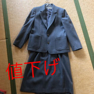ウール100%スーツ(スーツ)