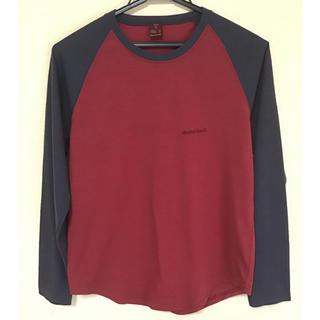モンベル(mont bell)のモンベル mont-bell レディース Tシャツ ロンT Sサイズ(Tシャツ(長袖/七分))