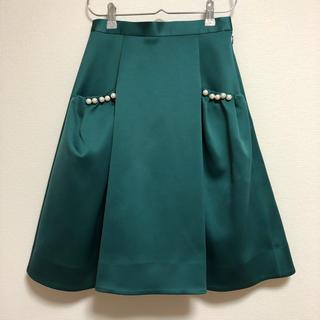 Chesty - ♡Chesty チェスティ♡パール付きスカート